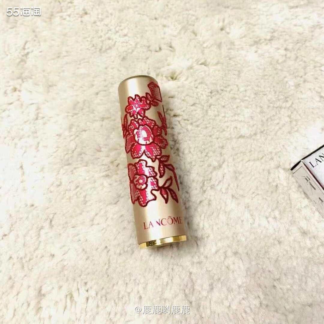 新春晒单2:兰蔻限定版口红你冲了吗!  🌟 前几天的兰蔻7