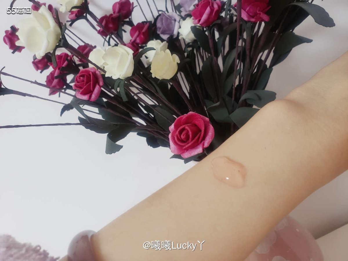 面膜打卡挑战✔ LANCOME🌹轻盈玫瑰磨砂蜜糖面膜  ♛