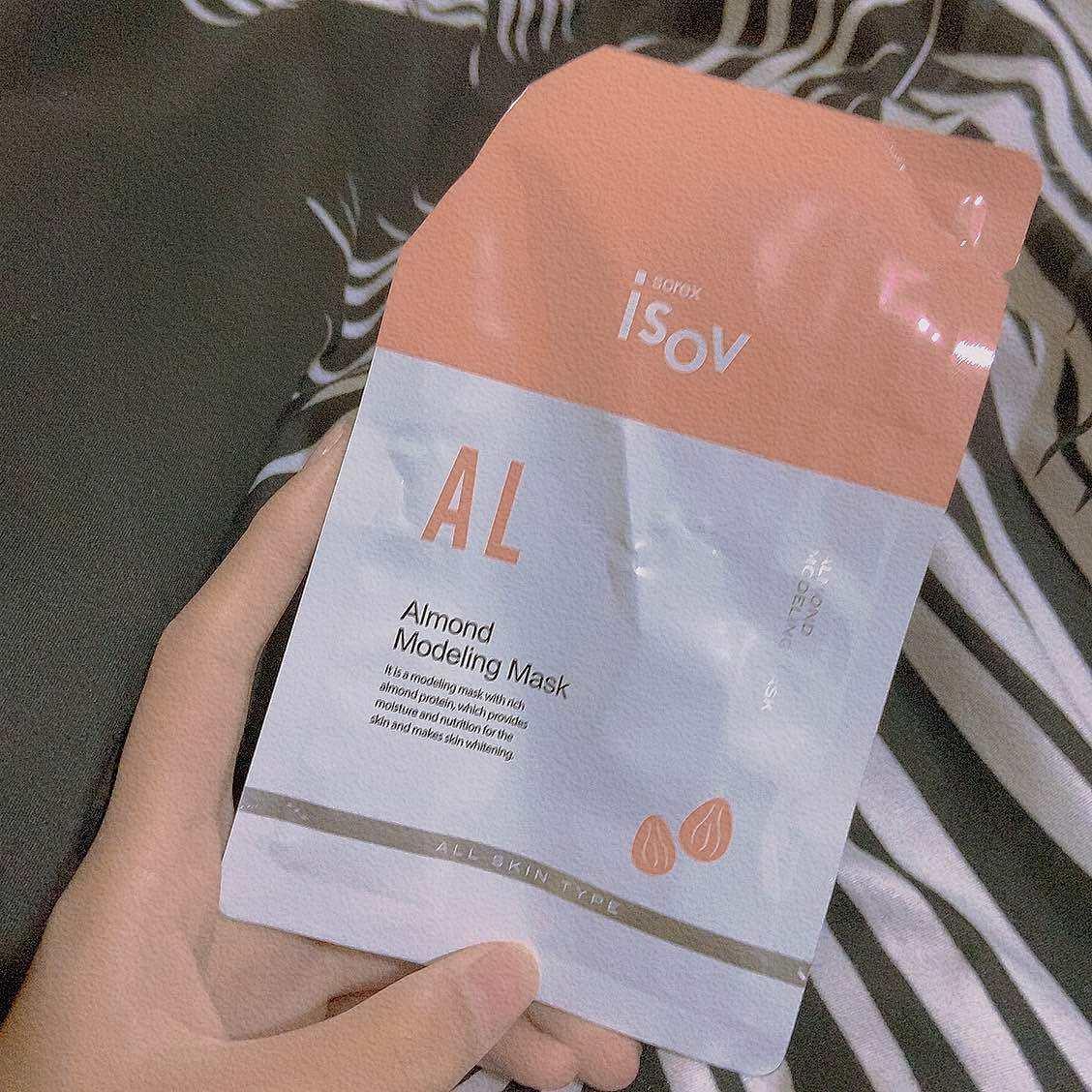 面膜打卡—韩国isov软膜粉💡  isov素瑞施是一款韩国