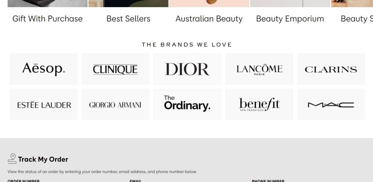 澳洲Myer百货网站是澳大利亚网上超市,在澳大利亚是很知名的