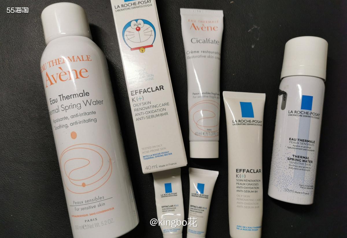 🔴在护肤品领域,法国温泉水已经成为地理标志性产物,目前法国