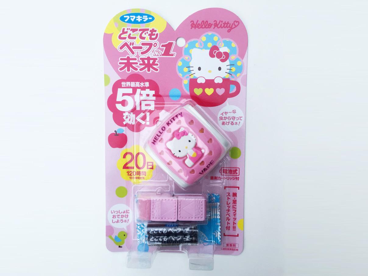80包邮出Hello Kitty驱蚊手表