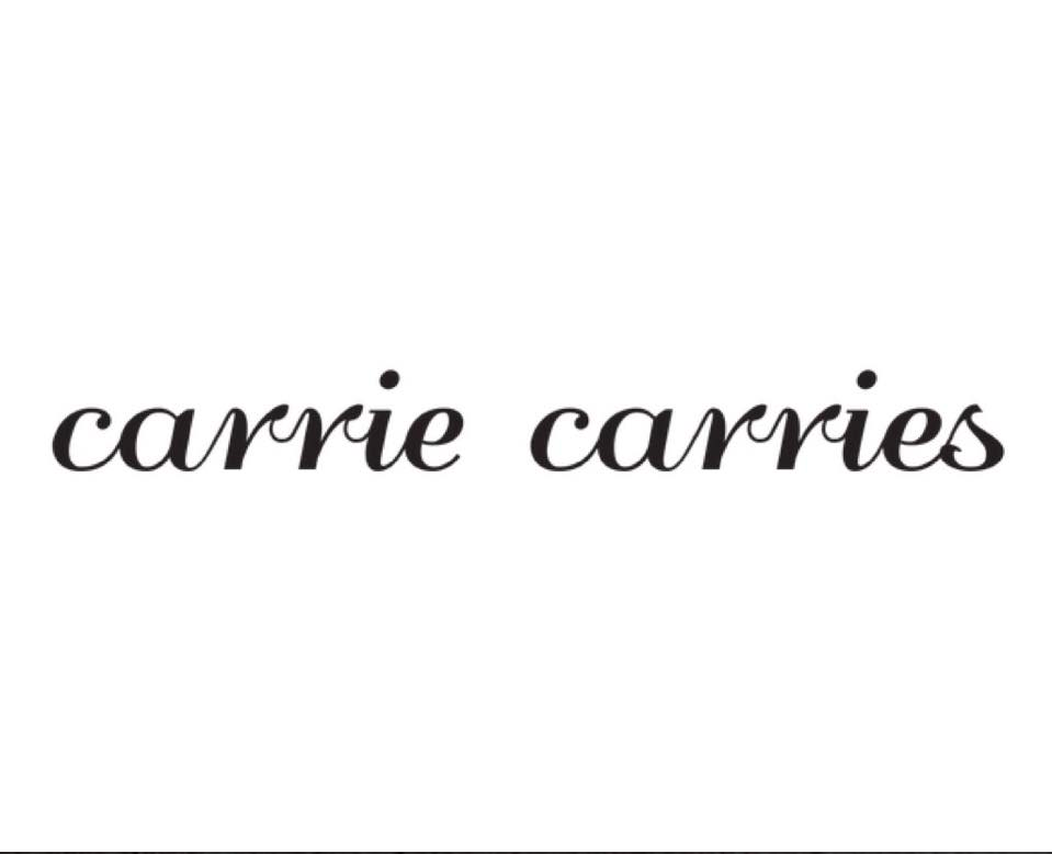 carrie carries