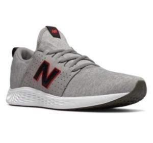 New Balance Men's Fresh Foam Sport Running Shoes (Light Grey)