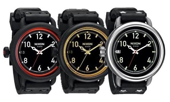 Nixon 48.5mm October Men's Watch (various styles)