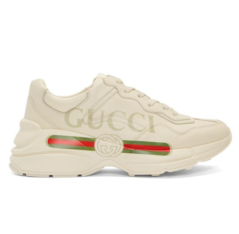 Gucci - Off-White 男士老爹鞋