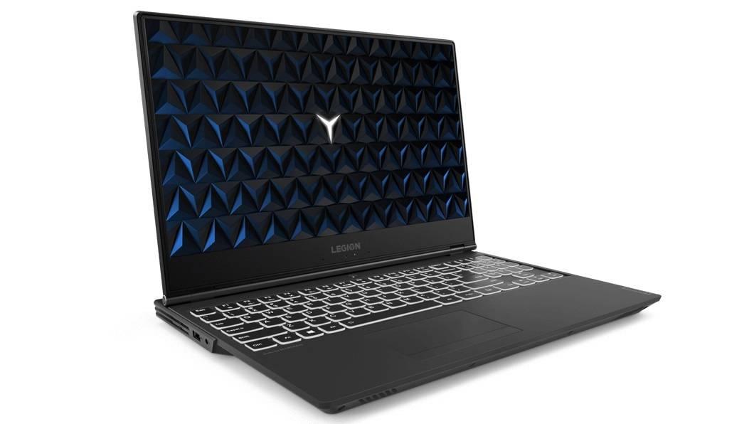 "Lenovo $120 PayPal Rebate: Legion Y540 15"" Laptop: i7-9750H, 8GB RAM, GTX 1650"