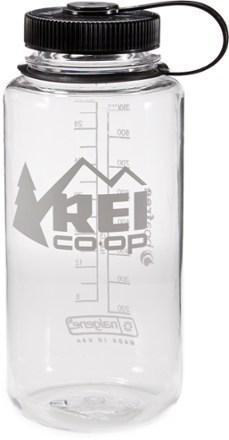 REI Co-op Nalgene Wide-Mouth Water Bottle: 48oz $5.90, 32oz