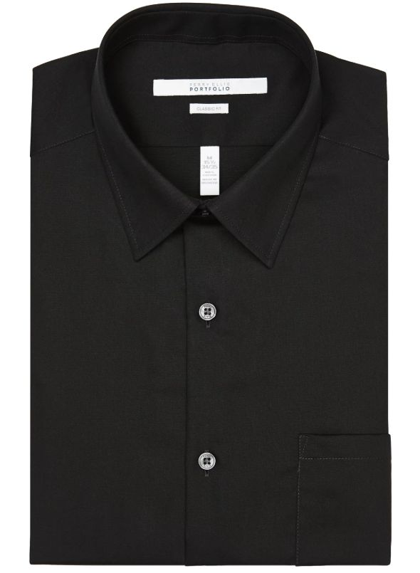 Perry Ellis: Up To 60% Off Sale Apparel: Classic Fit Twill Dress Shirt