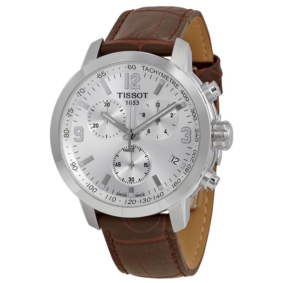 Tissot Men's PRC 200 Chronograph Watch