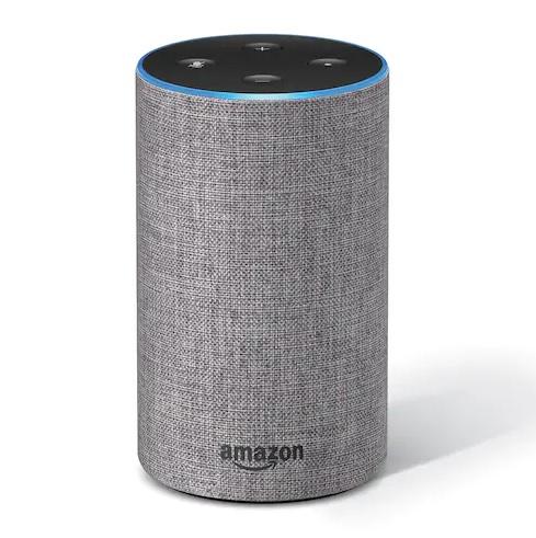 Amazon Echo (2nd Gen) Smart Speaker w/ Alexa + $15 Kohl's Cash