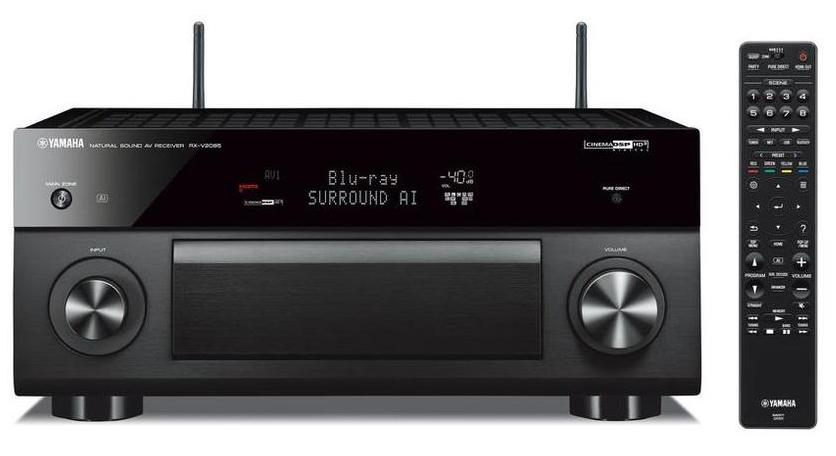 Yamaha RX-V2085 4K 9.2-Channel Atmos Receiver