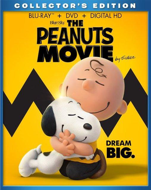 Select Family Blu-Ray Movies: Ice Age, Rio, The Peanuts Movie & More