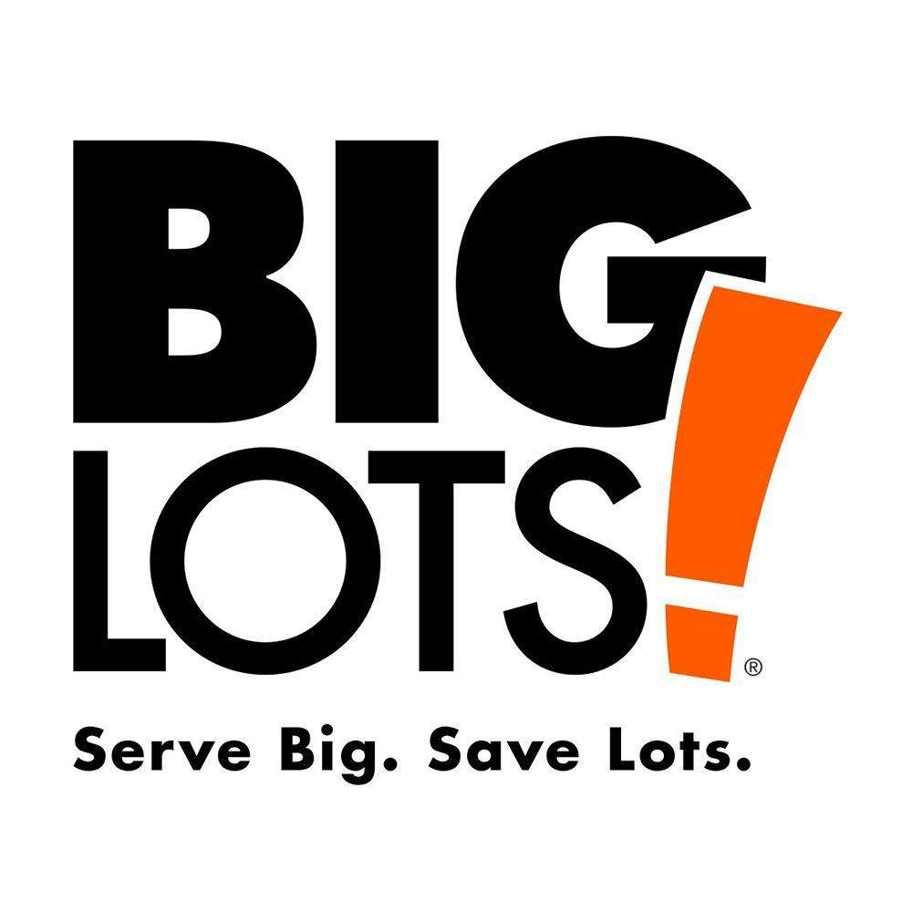 Big Lots Coupon: $100 Off $500, $40 Off $200, $20 Off $100 or