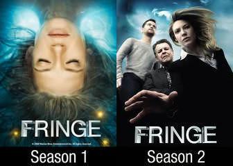Digital HDX TV Show Seasons: Fringe S1/S2 or Veronica Mars S1/S2