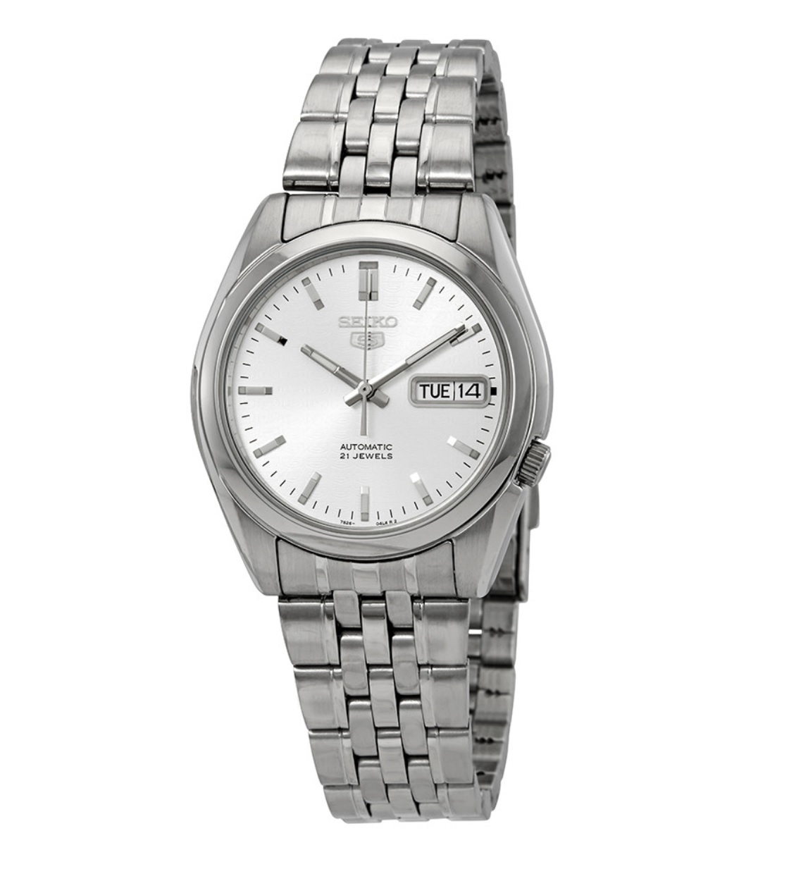 Men's and Women's Seiko Series 5 Automatic Watches