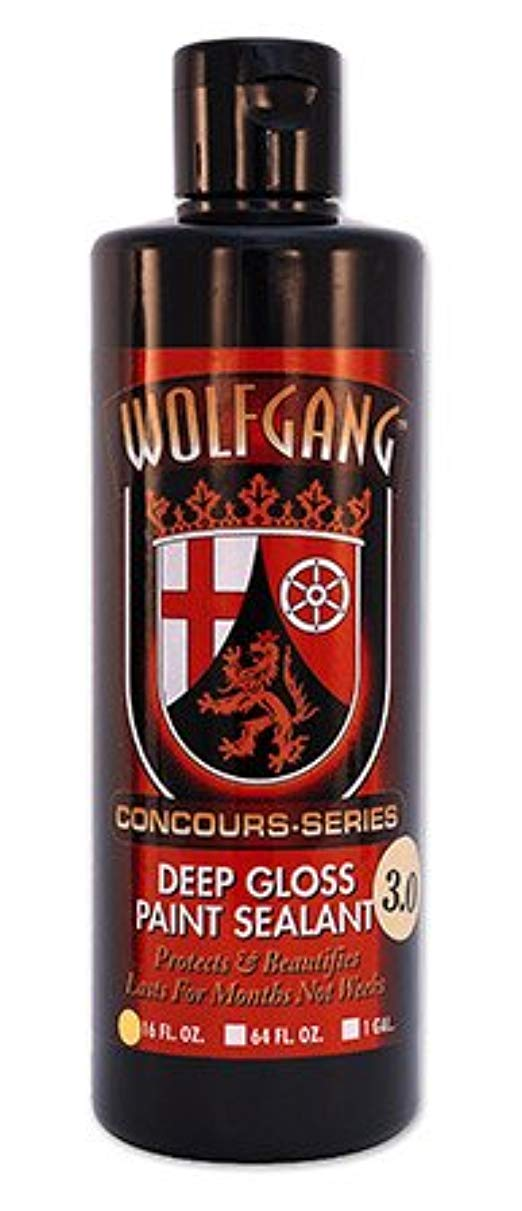 16oz. Wolfgang Concours Series Deep Gloss Vehicle Paint Sealant