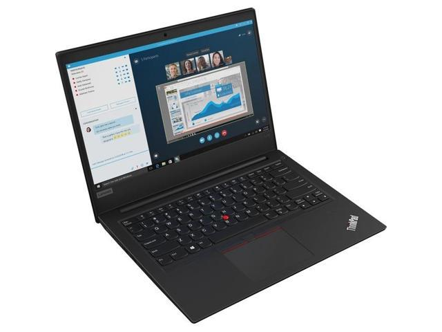 "Lenovo Thinkpad E495 Laptop: Ryzen 7 3700U, 14"" 1080p, 8GB DDR4, 256GB SSD"