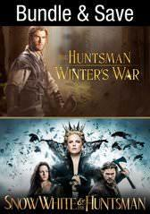 Snow White and the Huntsman + The Huntsman: Winter's War (Digital 4K UHD Films)