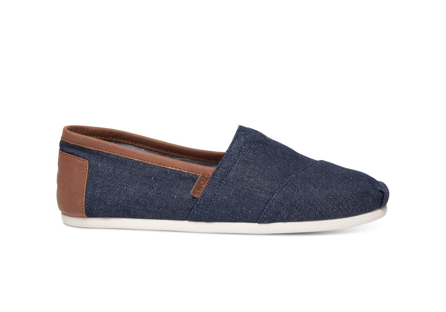 TOMS Shoes Surprise Sale: Women's Arroyo Sneakers $24, Men's Denim Classics