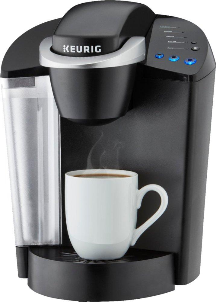 Keurig Classic K50 Single Serve Coffee Maker (black or rhubarb)