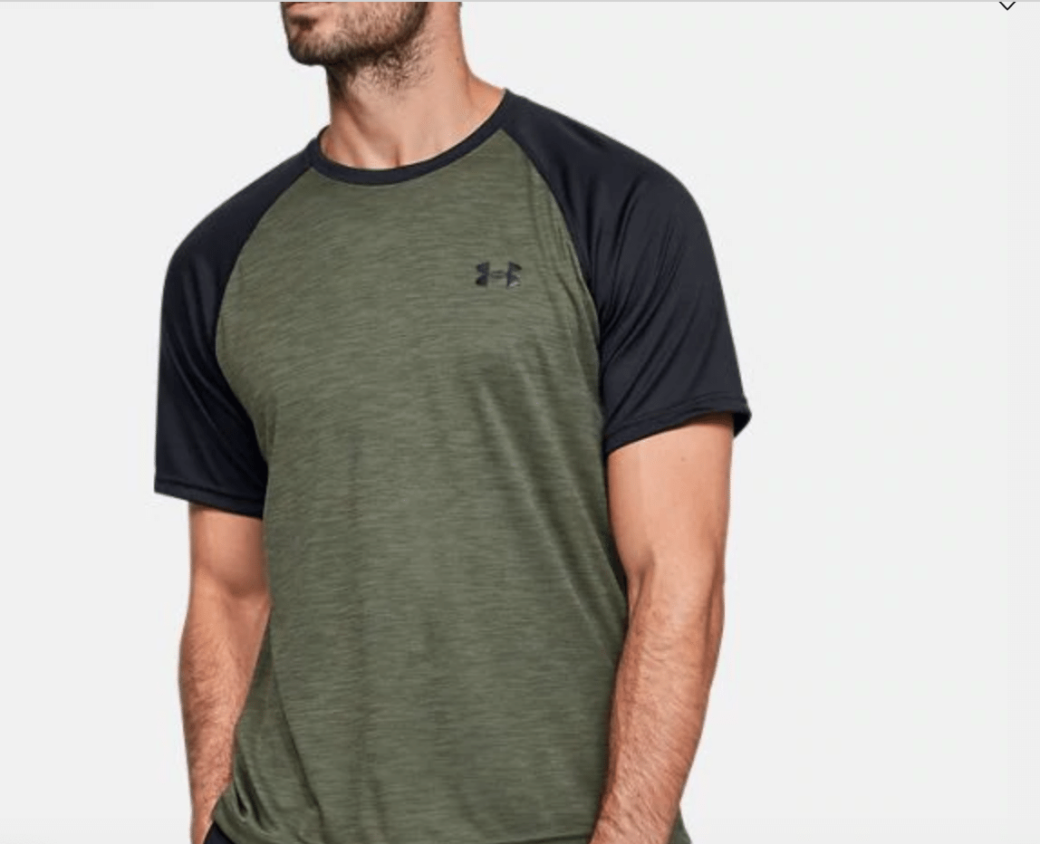 Under Armour Outlet: 20% Off $100+ Coupon: UA Men's Velocity 2.0 Twist Shirt