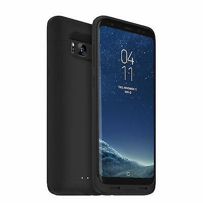 mophie Juice Pack Wireless Battery Case for Samsung Galaxy S8 or S8+