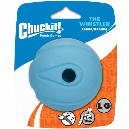 Chuckit! Dog Toys: Indoor Tumbler $2.90, Whistler Fetch Ball