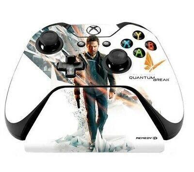 Microsoft Xbox One Quantum Break Controller Stand & Decal Skin