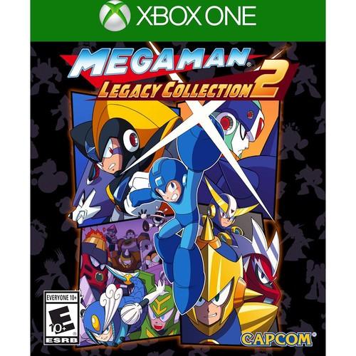 Mega Man Legacy Collection 2 (Xbox One)
