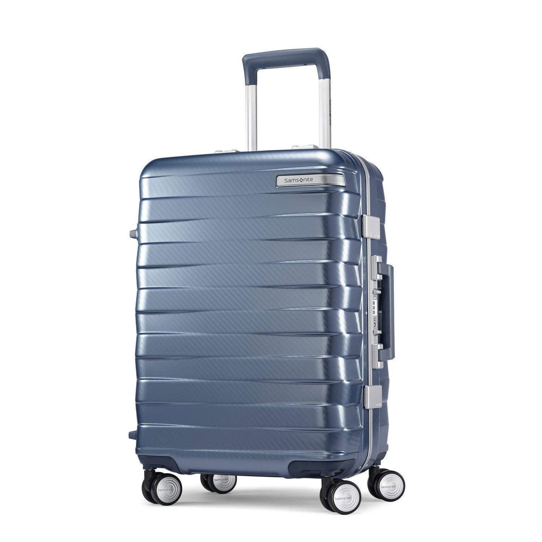 """Samsonite Framelock Zipperless Hardside Spinner Luggage: 28"""" $139, 20"""""""