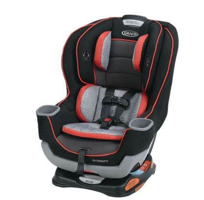 Graco Baby Extra 25% Off Sale: Extend2Fit Convertible Car Seat