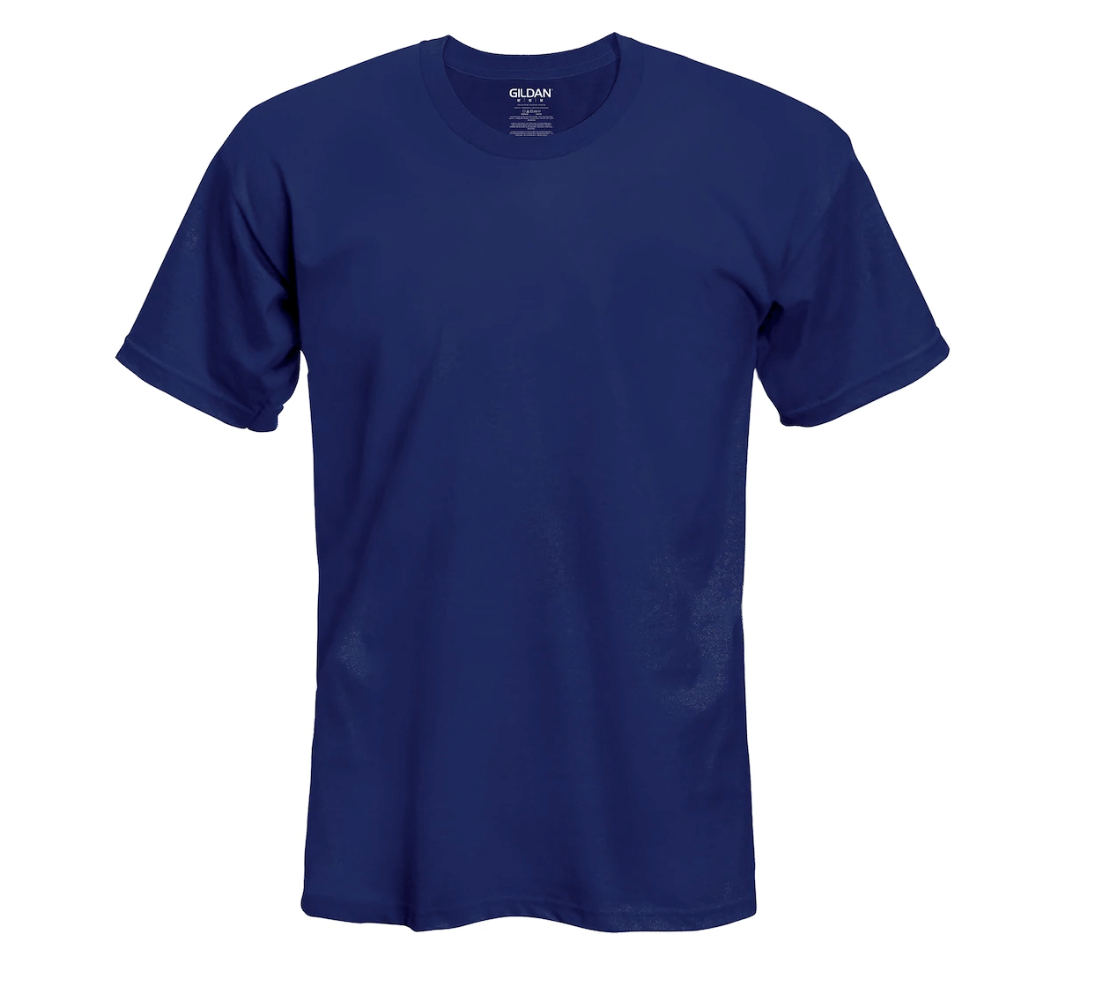 Gildan Color Short Sleeve T-Shirt (Adult or Youth)