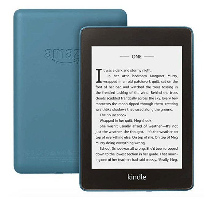 8GB Kindle Paperwhite WiFi Waterproof E-Reader w/ Special Offers