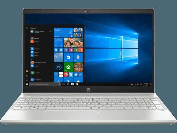 HP Pavilion 15t Laptop: 15.6'' 1080p, i7-1065G7, 8GB DDR4, 1TB SSD, MX250