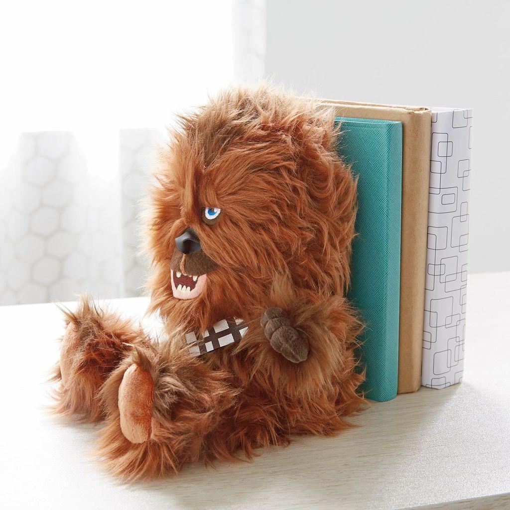 Hallmark: BB-8 Bookend $2, Star Wars Chewbacca Bookend