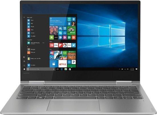 "Lenovo Yoga 730 13.3"" Laptop: i5-8250U, 8GB RAM, 256GB SSD"