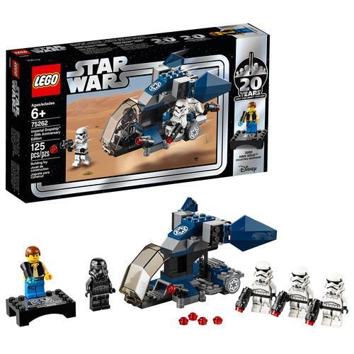 LEGO Star Wars 20th Anniversary Edition Imperial Dropship Set
