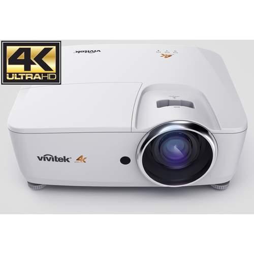 Refurb Vivitek 4K DLP Projectors w/ 2-Year Warranty: HK2299 $859, HK2288