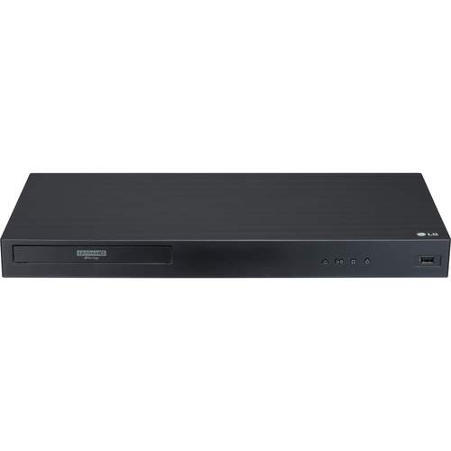 LG UBK90 4K Ultra HD Blu-ray Disc Player w/ Dolby Vision