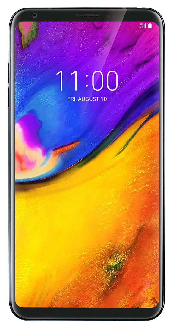 Cricket Wireless: 64GB LG V35 ThinQ Prepaid Smartphone