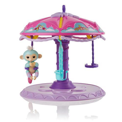 Kohl's Cardholders: WowWee Fingerlings Carousel w/ Abagail Monkey