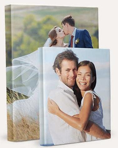 "Walgreens: 16""x20"" Custom Canvas Photo Print (Unframed)"