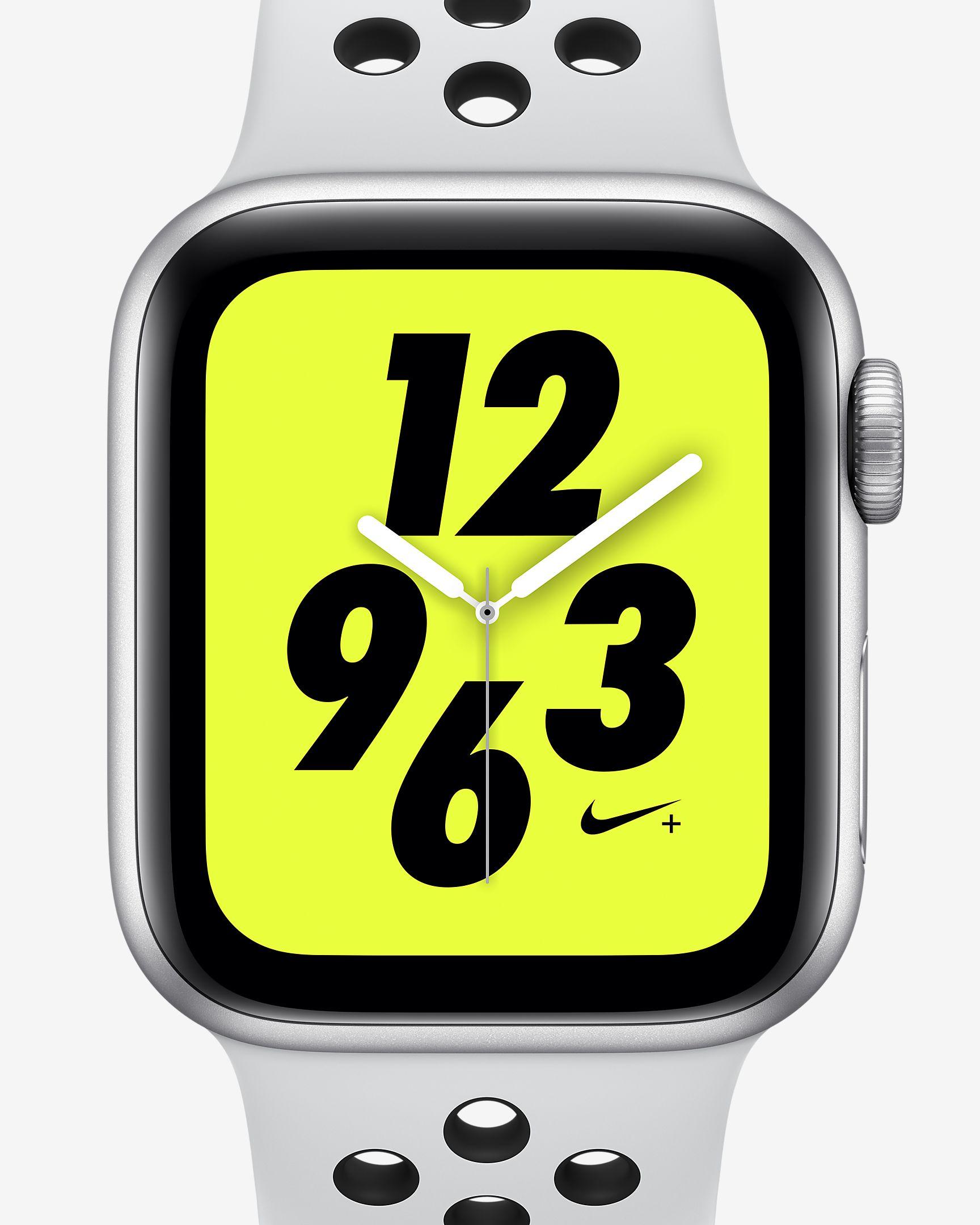 Apple Watch Nike+ Series 4 GPS Smartwatch (40mm) w/ Nike Band