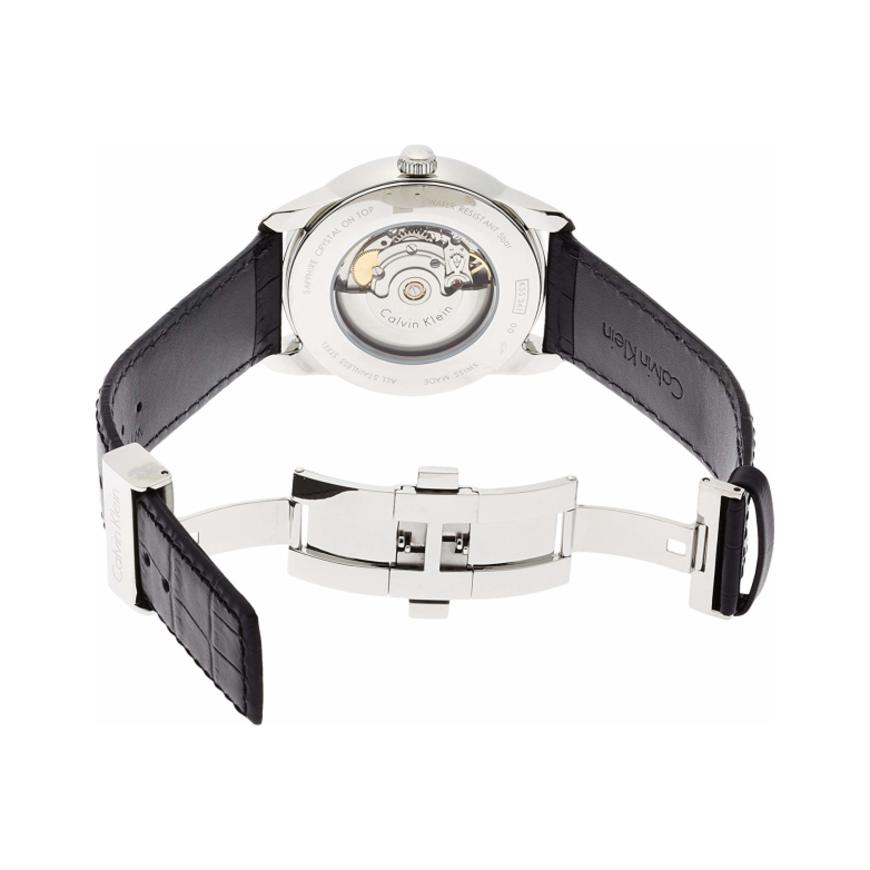Calvin Klein Infinite ETA 2824-2 Automatic Watch $149 + free s/h