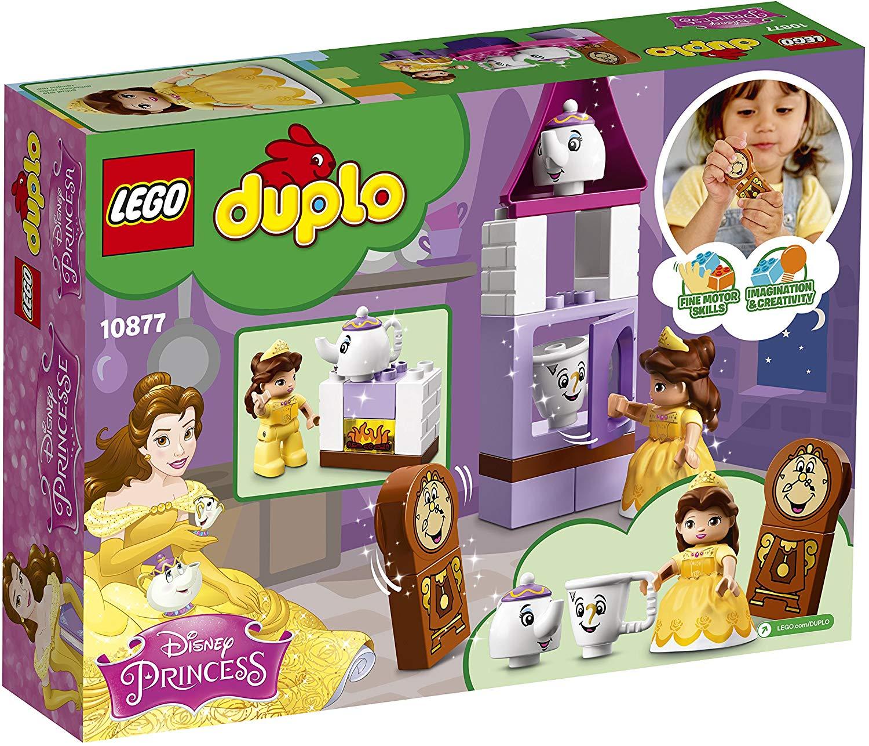 LEGO Duplo Disney Belle's Tea Party 10877 Building Blocks $10.76 - Walmart / Amazon
