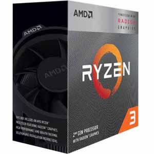 AMD Ryzen 3 3200G 3.6GHz Quad-Core Processor w/ Vega 8 Graphics