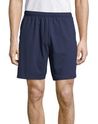 Hanes Men's Jersey Pocket Short (Various Sizes & Colors)