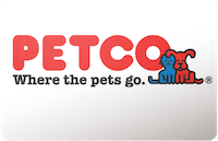 CardCash: Select Petco Physical Gift Cards (various values)