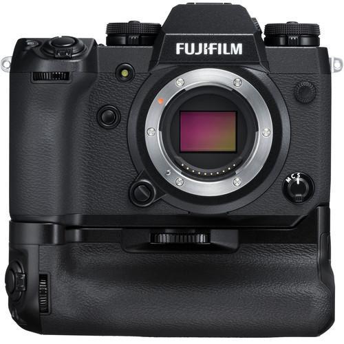 Fuji X-H1 Mirrorless Digital Camera w/ Battery Grip + 16-55mm f/2.8 R LM WR Lens
